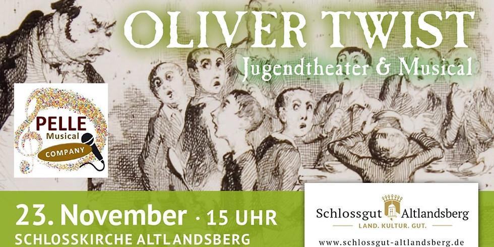 Oliver Twist Jugendtheater