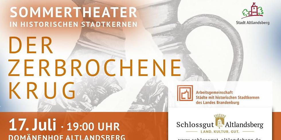 Theater 89: Der zerbrochene Krug