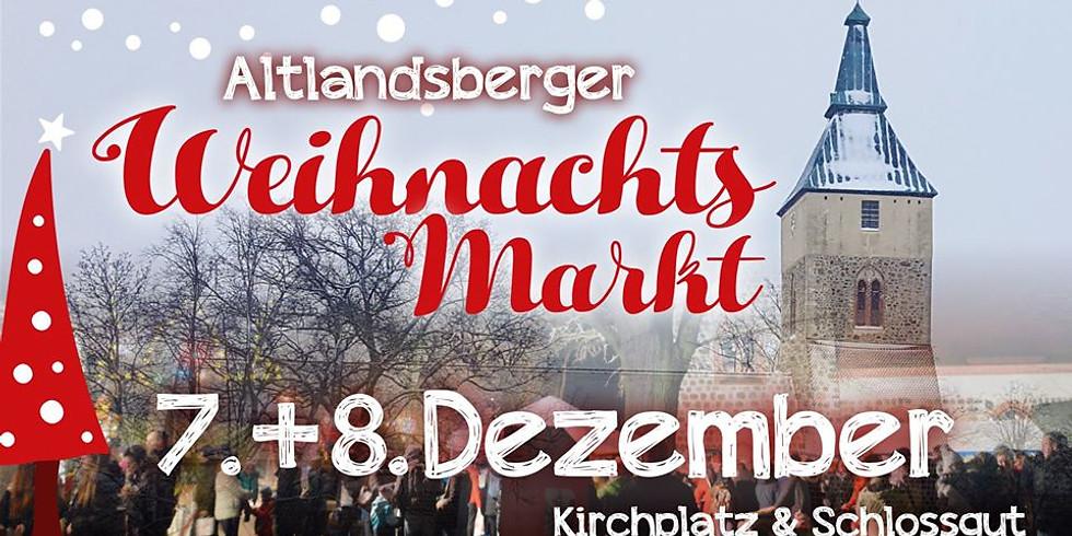 Altlandsberger Weihnachtsmarkt