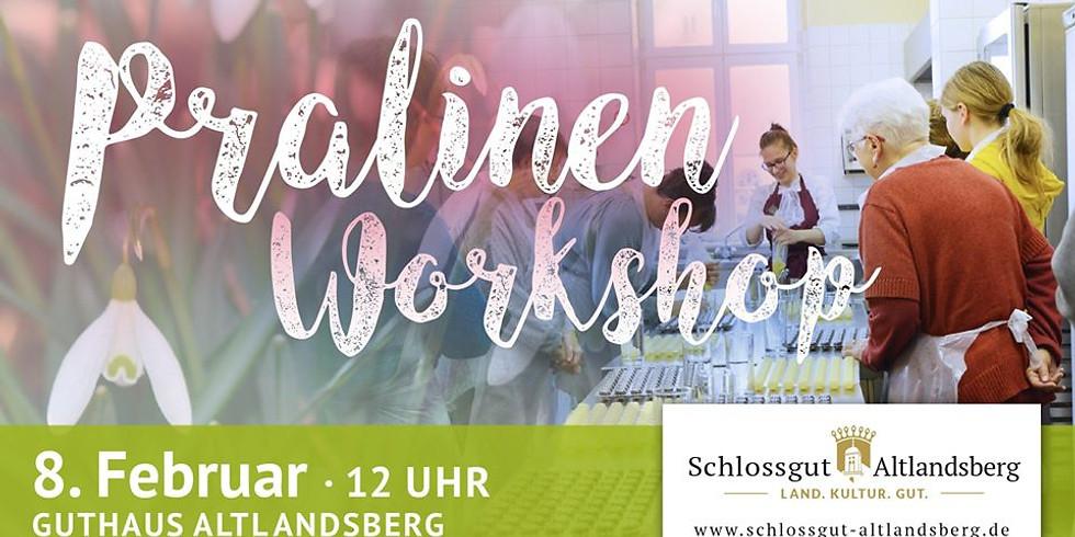 """Pralinen-Workshop  """"Frühlingserwachen"""""""