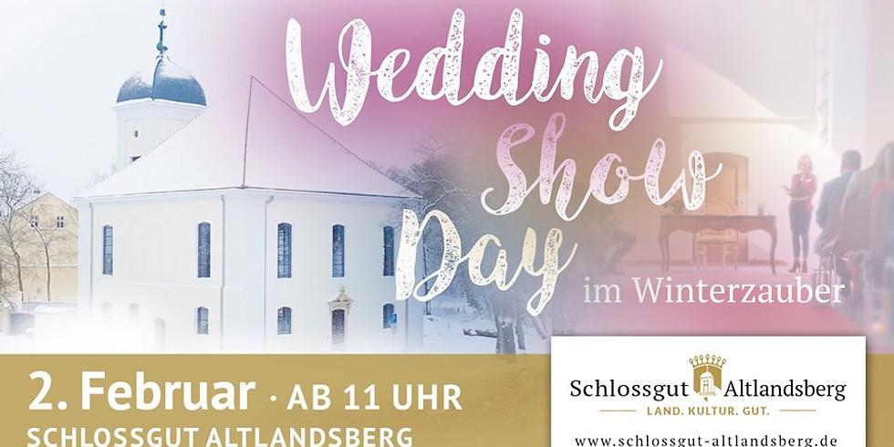 Wedding Show Day – Winterzauber