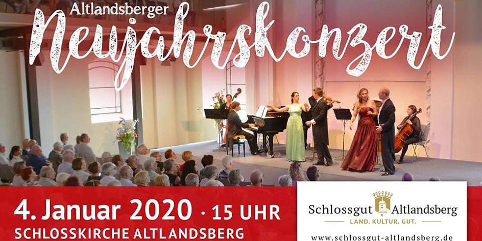 Altlandsberg Neujahrskonzert