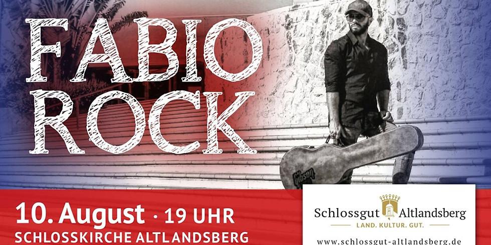Fabio Rock live