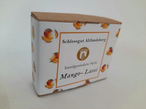 Handgesiedete Seife Mango-Lassi