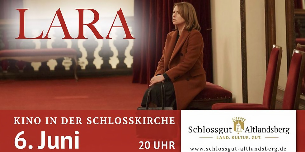 Kino in der Schlosskirche: Lara