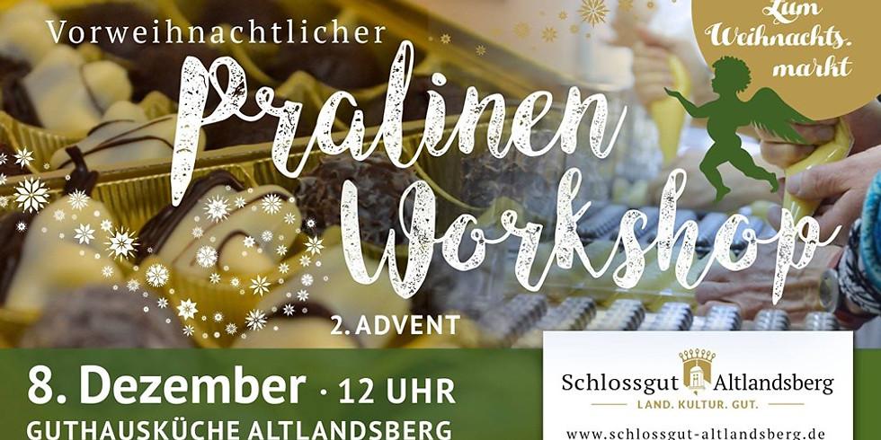 Pralinen-Workshop zum Weihnachtsmarkt