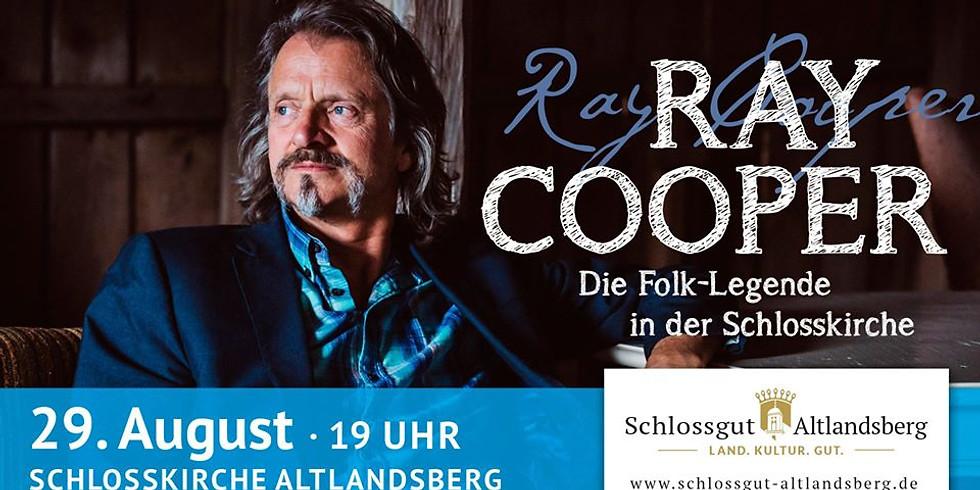 Ray Cooper live
