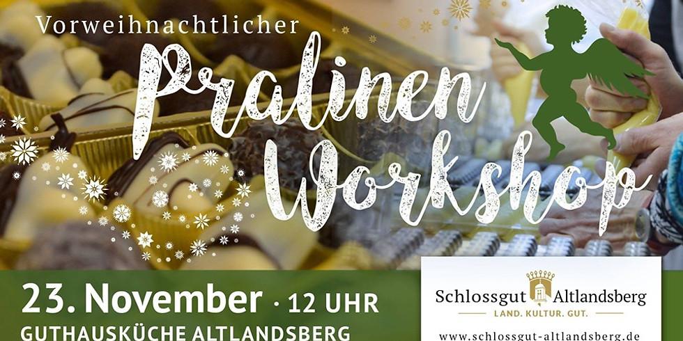 Vorweihnachtlicher Pralinen - Workshop