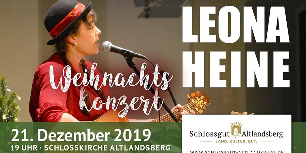 Leona Heine Weihnachtskonzert