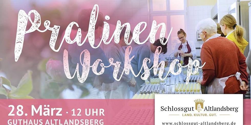 """Pralinen-Workshop """"Osterzeit"""""""