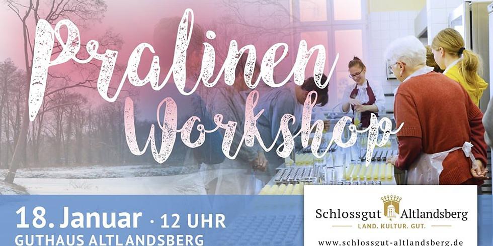 "Pralinen-Workshop ""Winterzauber"""
