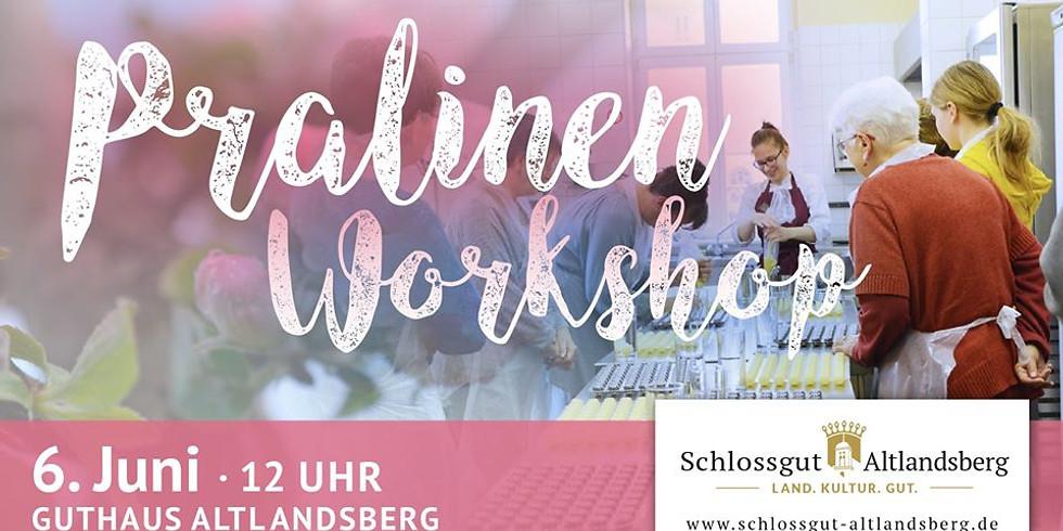 Pralinen-Workshop - Alles süß macht der Mai (1)