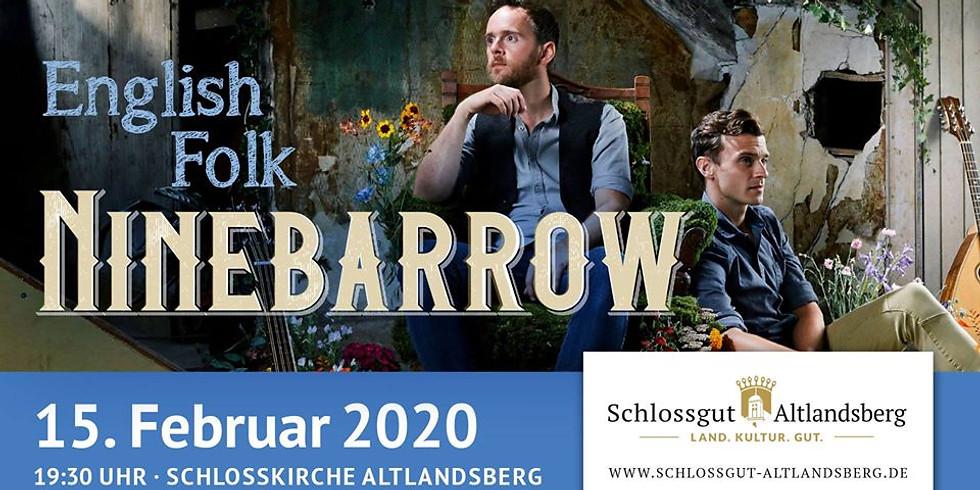 Live in Concert: Ninebarrow