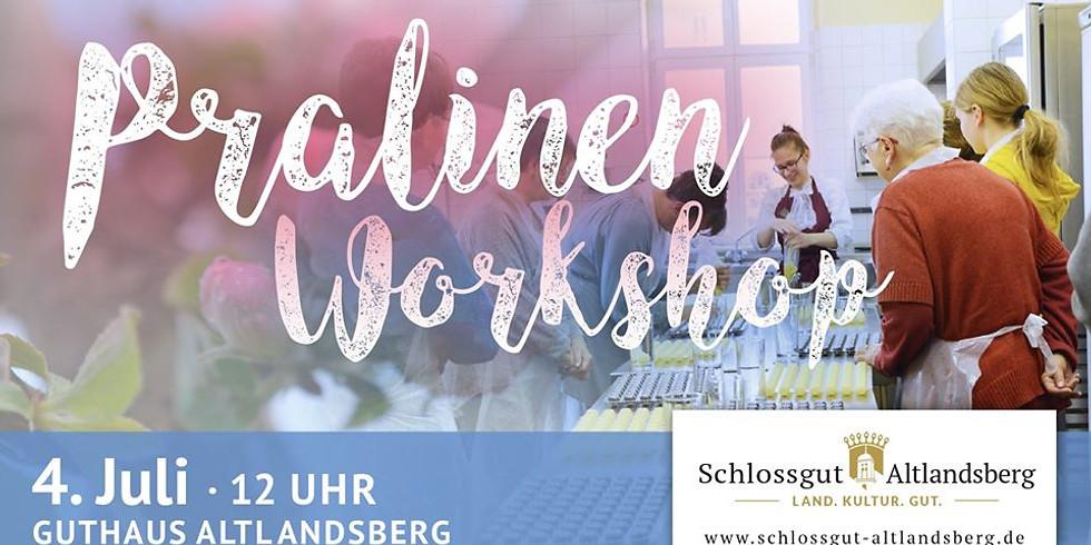 Pralinen-Workshop: Süßes im Sommer