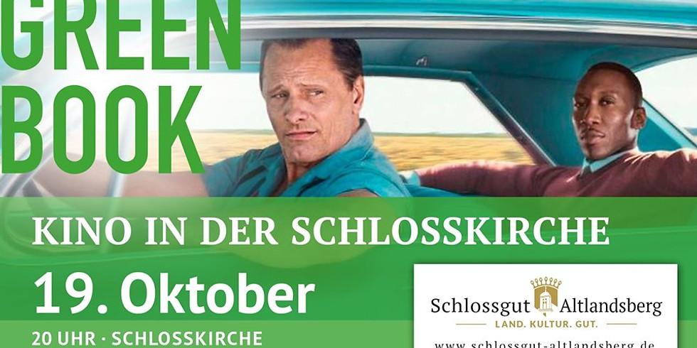 Kino in der Schlosskirche: Green Book