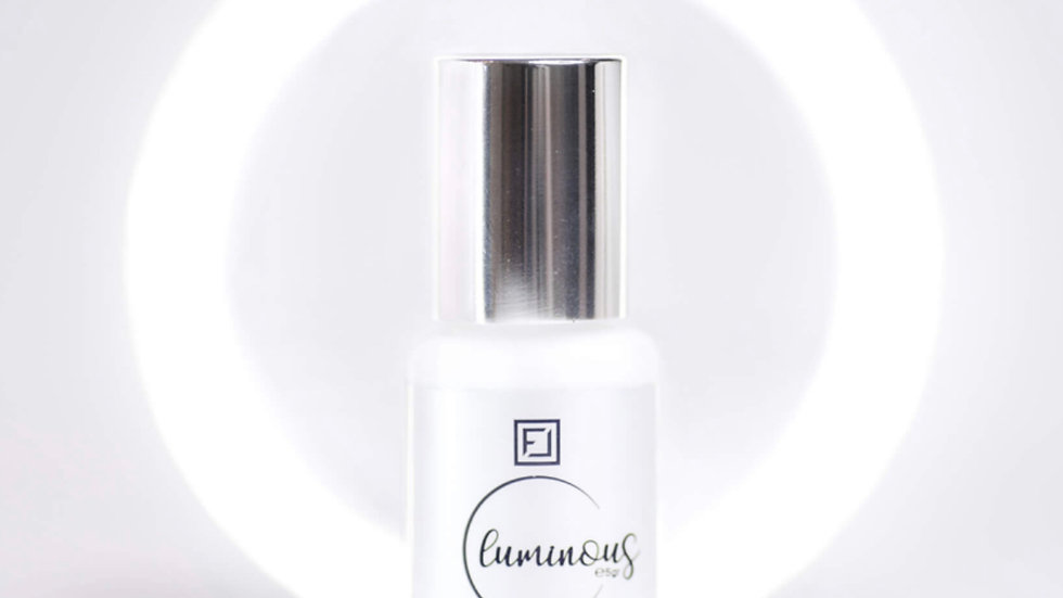 Luminous Clear Glue for Color Lashes