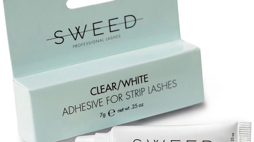 ADHESIVE FOR STRIP LASHES