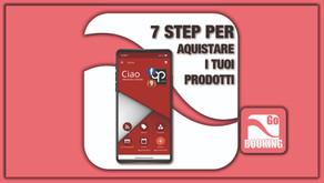 GoBooking: 7 step per acquistare i tuoi prodotti