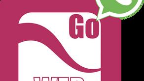 Go Web ha integrato Whatsapp
