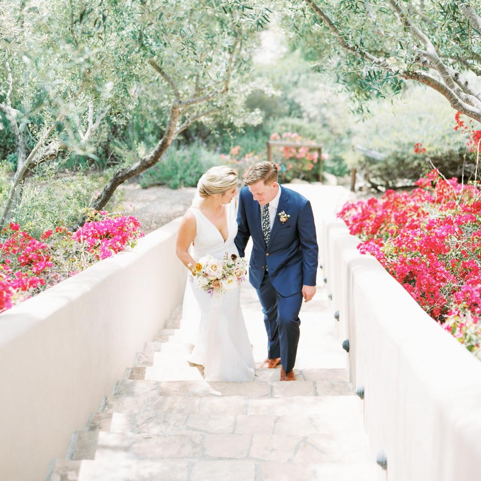 H | B Wedding at Villa Verano