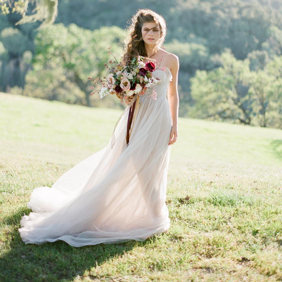 Alisal Ranch Bridal Portraits