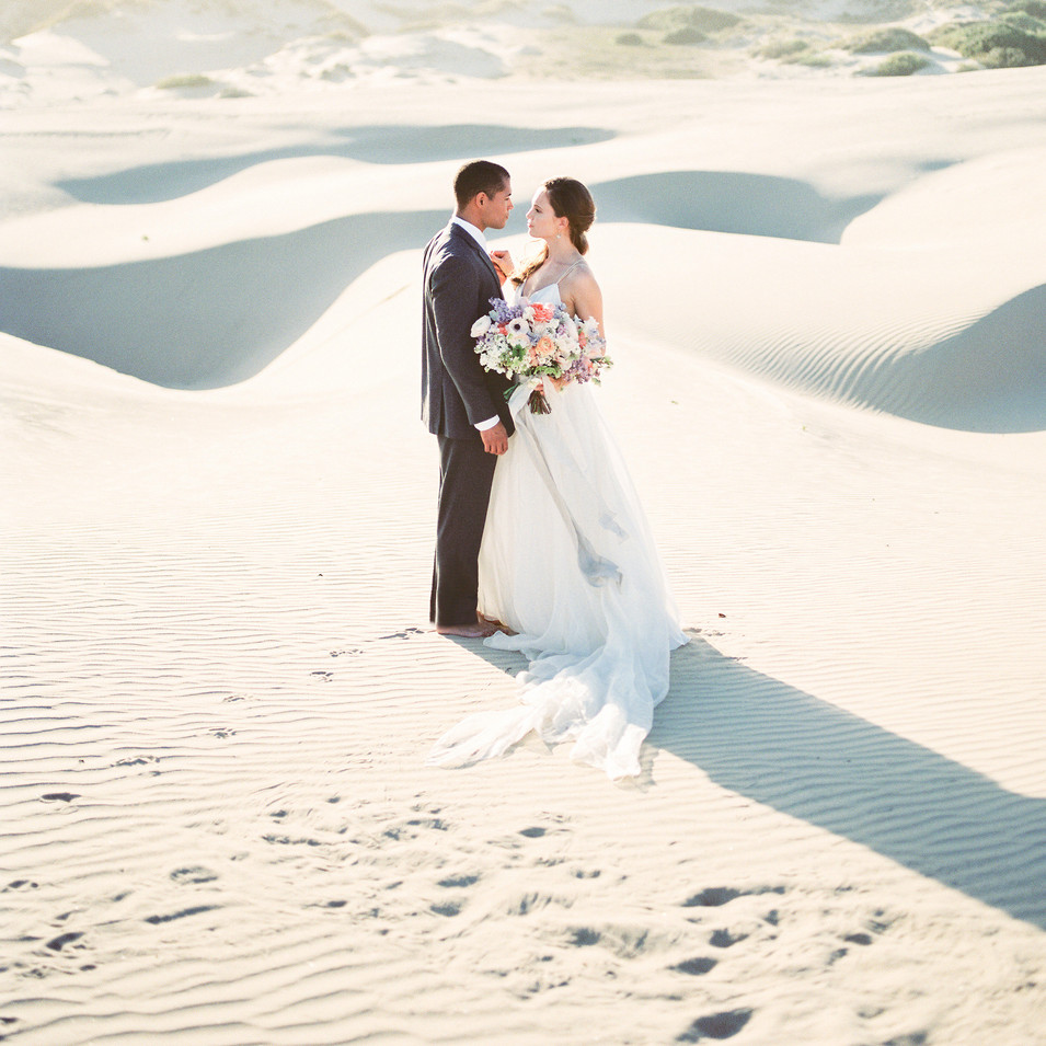 Pismo Beach Elopement