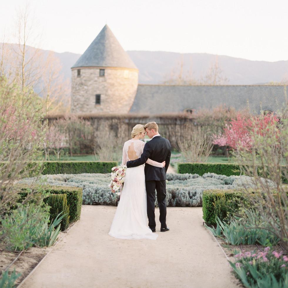 Kestrel Park Spring Wedding