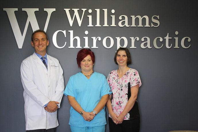 William Chiropractic Chiro Dr. Michael Williams Jerseyville, IL