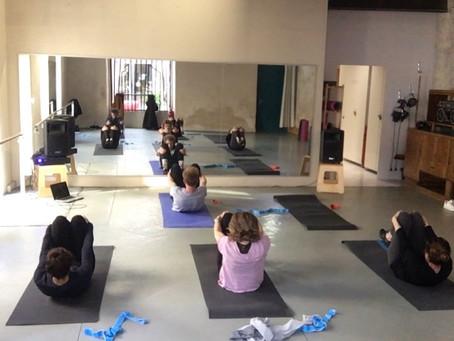 Cours de barre à terre : Balance Therapy