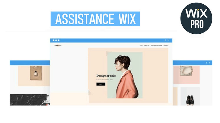 Assistance Wix, Expert Wix, Enanti.fr, Agence Web, France