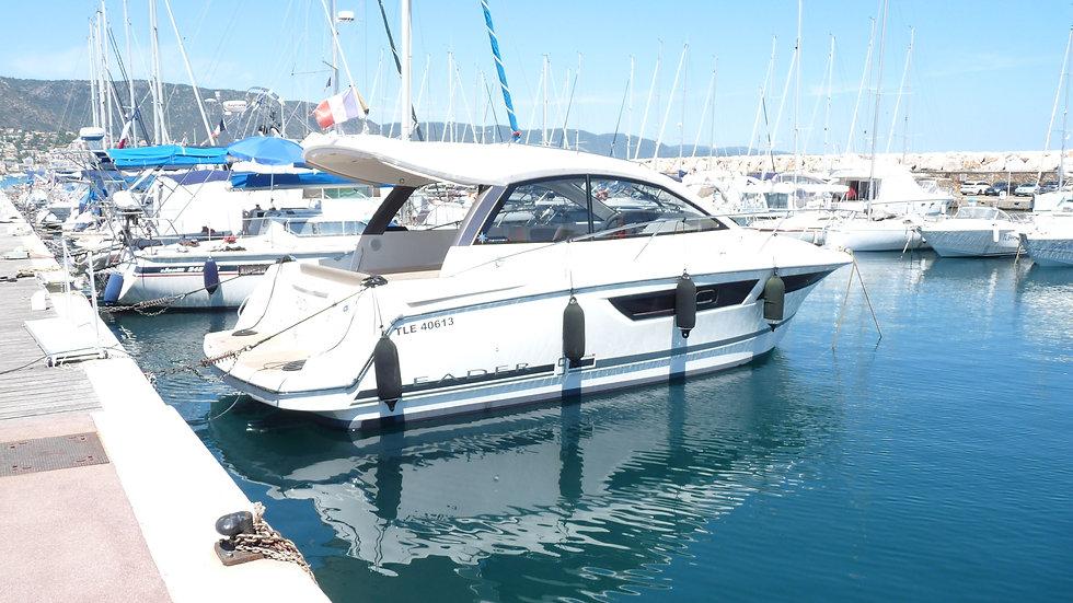 LEADER 9-2010-Nautique Park-Vente bateaux de plaisance occasion-Port Grimaud-Var