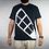 Thumbnail: Windmill Graphic T-Shirt Black