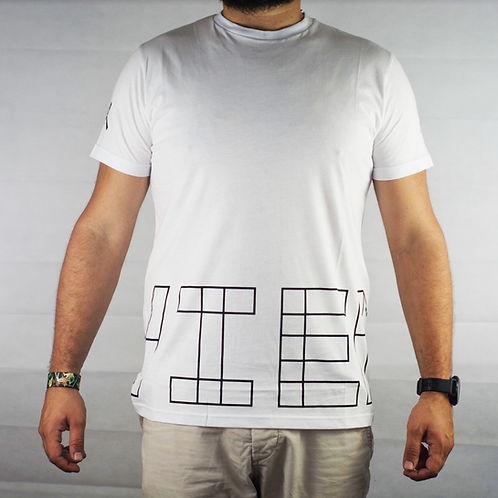 Viento White T-Shirt