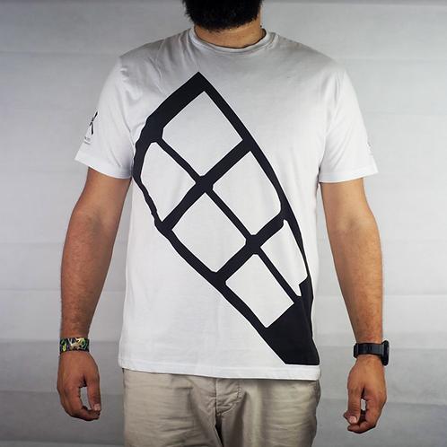 Windmill Graphic T-Shirt White