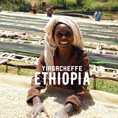 YIRGACHEFFE, ETHIOPIA