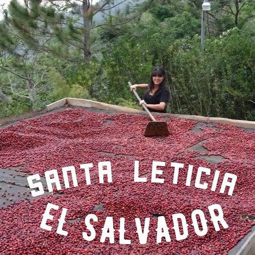 SANTA LETICIA - EL SALVADOR
