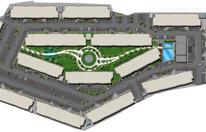 SMDC Air Residences - Site Plan