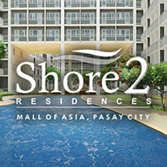 SMDC Shore 2 Residences | MOA Complex, Pasay