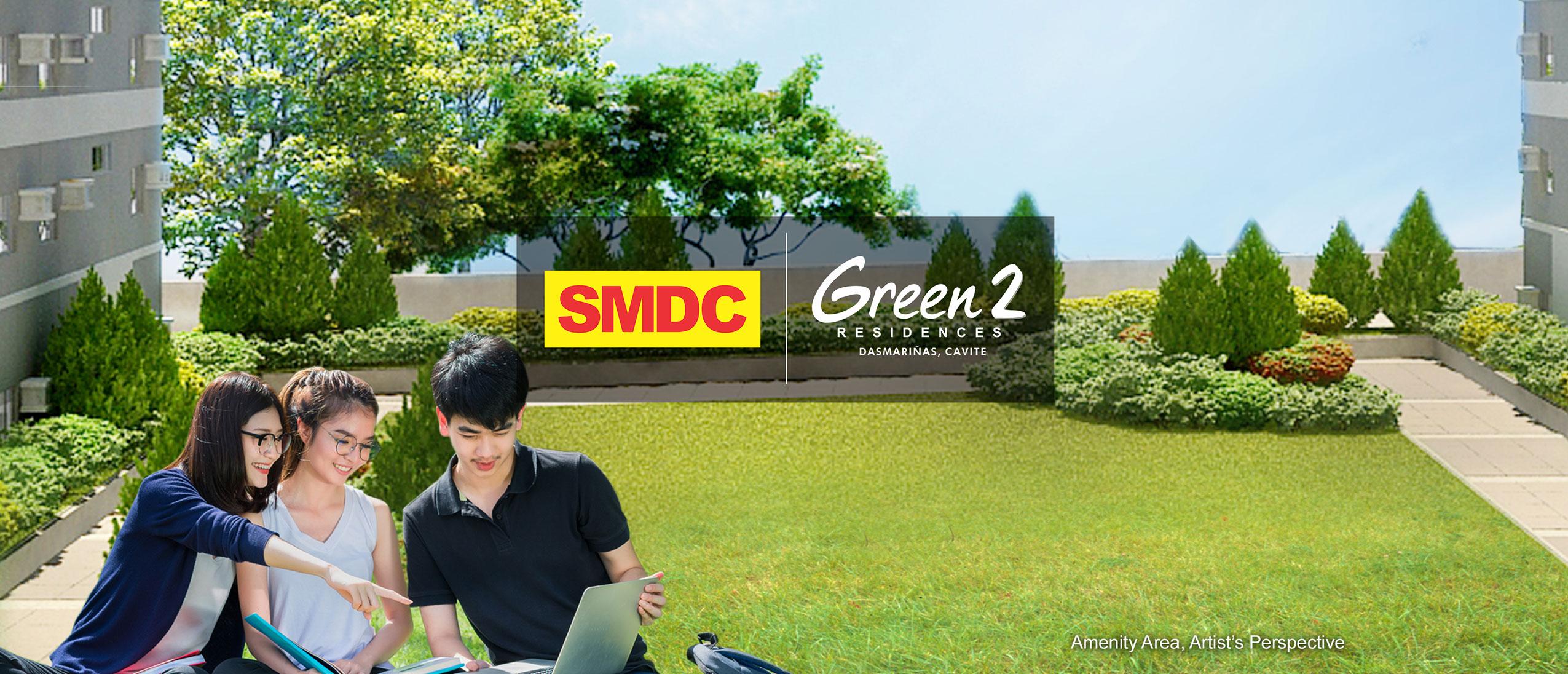 SMDC Green 2 Residences @ DLSU Dasma