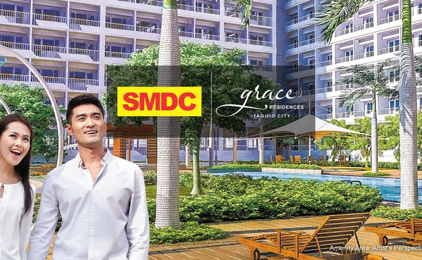 SMDC Grace Residences @ Taguig