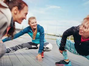 Estiramientos ¿Antes o Después del ejercicio?