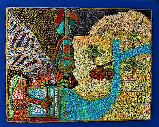 Bedouin story of creation _ sin piedras