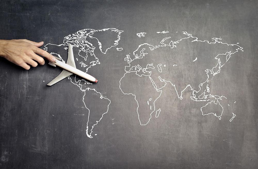 reisverzekering via reisbureau