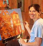 oil acrylic painting lessons drawing classes Kirina Knight portrait artist oxford taylor ms mississippi art teacher