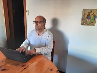 """Carta d'en Pere Borràs: """"L'esperit viu en la Comunitat"""""""