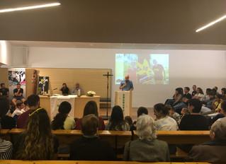 La Comunitat celebra el relleu de responsables de l'esplai Suñol