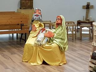 Celebració de la Missa del Gall Infantil