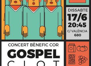 Concert benèfic del Cor Gospel Clot