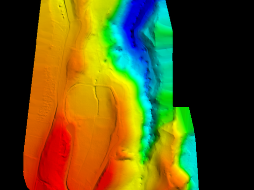 Relief Map of a Private Farm