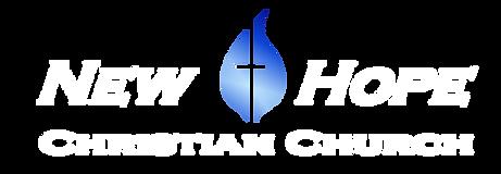 New Hope NO BG White Logo Cooperplate Go